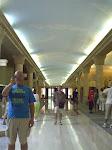 En el hotel de Palmira