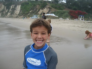 Camper Jake Grossman loves Aloha Beach Camp!