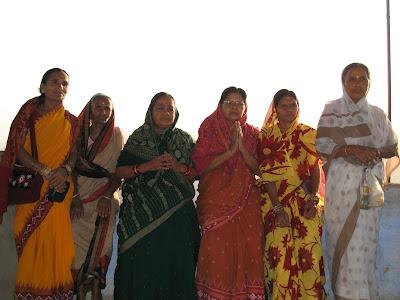 Peregrinas de Orissa, Pushkar