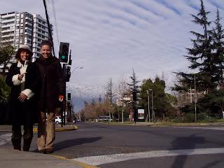 Avenida Sánchez Fontecilla,Las Condes...Camino a Yogashala