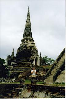 Ayutthayah, un lugar mágico para meditar