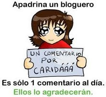 APADRINA A UN BLOGERO