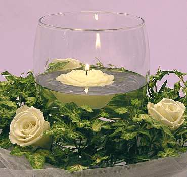 Simple Centerpieces For Weddings