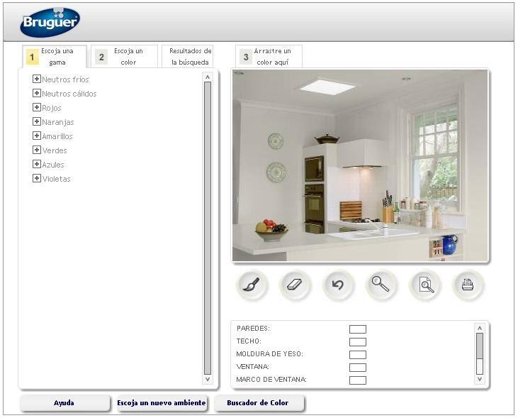 Interdecorar - Simulador ambientes bruguer ...