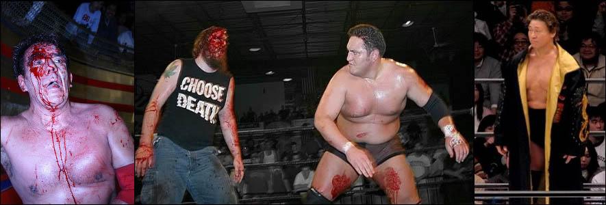 The Wrestling Bucket
