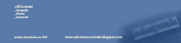 Ediciones Corondel