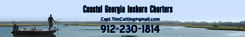 Coastal Georgia Inshore Charters