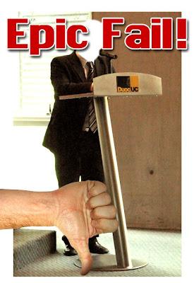 DUOC UC + ACADEMIA MAC = EPIC FAIL