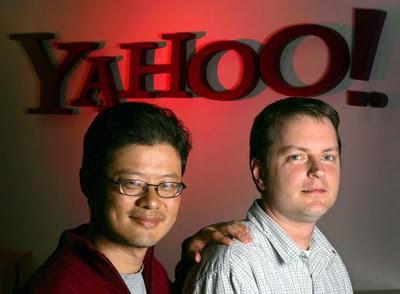 Jarry Yang, atual Presidente e Fundador do Yahoo! enfrenta os desafios de tornar a sua empresa inovadora