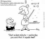 El álgebra es así