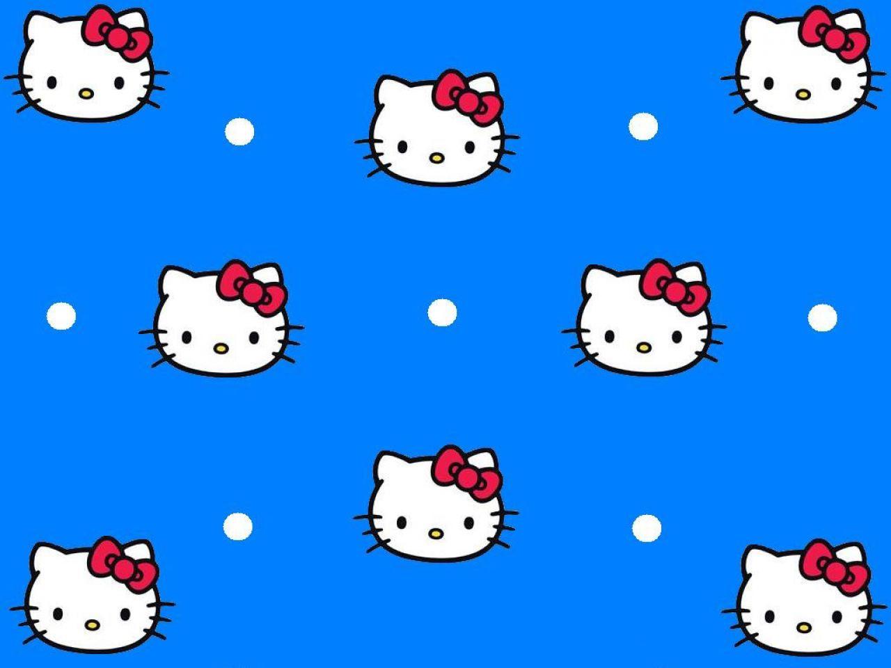... fondo de pantalla infantil para niños de Hello Kitty para tu pc