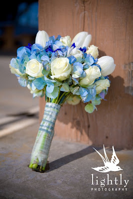 BlogFlowers Mr. &amp; Mrs. Matt Bullard