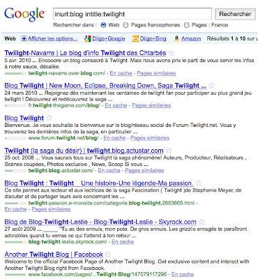 astuces Google - opérateurs de recherche avancée