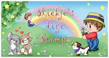 My FREE digi stamps blog