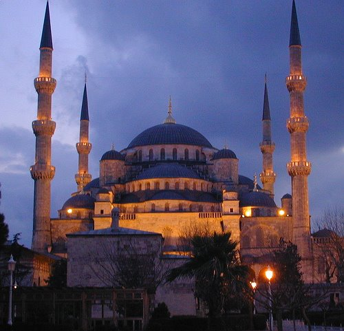 A MOSQUE IN TURKEY