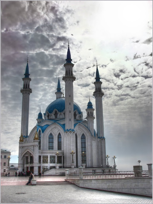 A MOSQUE IN RUSSIA