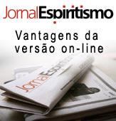 Assine o Jornal de Espiritismo: