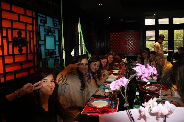 Tai tais in Shanghai!