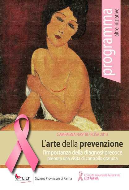 La cagna nastro rosa 2010 della lilt (lega italiana lotta contro