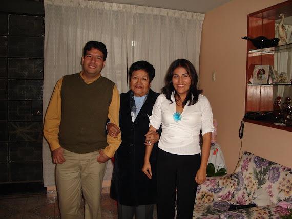Paco, Mamá y Ana