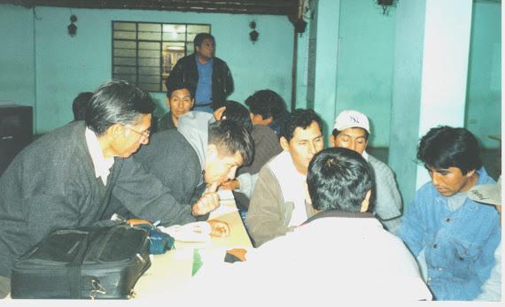 VILLA MARIA DEL TRIUNFO, LIMA, PERÚ 2003