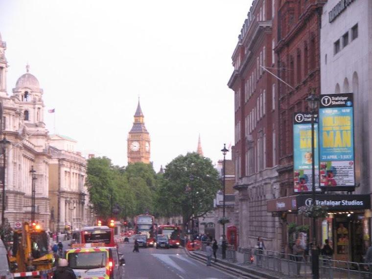 LONDRES EN VIVO Y EN DIRECTO