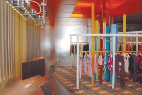The antecedent balenciaga flagship store london for Balenciaga new york store
