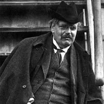 Gilbert Keith Chesterton (29 May 1874 – 14 June 1936)