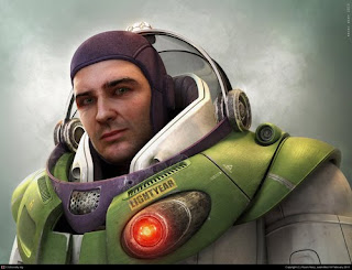 Toy Story: Buzz Lightyear en la vida real
