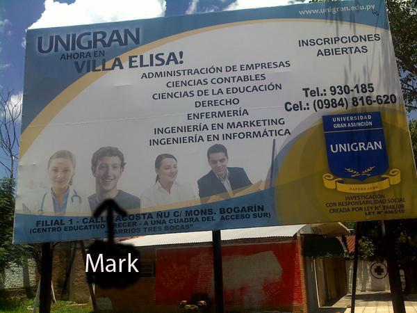 Facebook-Paraguay