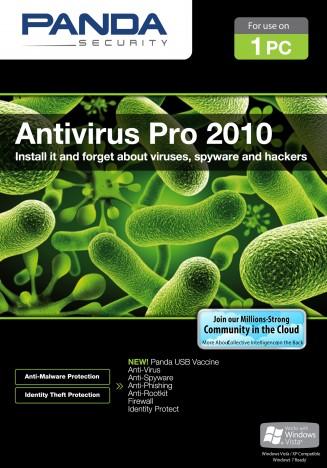 panda antivirus pro 2010 descargar codigo descargar codigo
