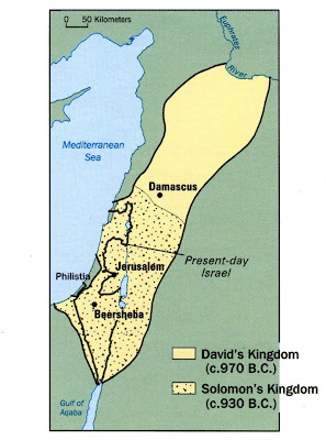 Israel at the time of David and Solomon