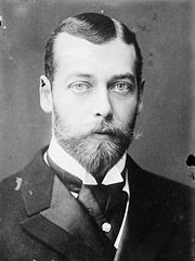 George, Duke of York, 1893