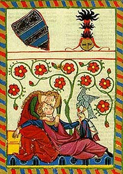 research papers on courtly love
