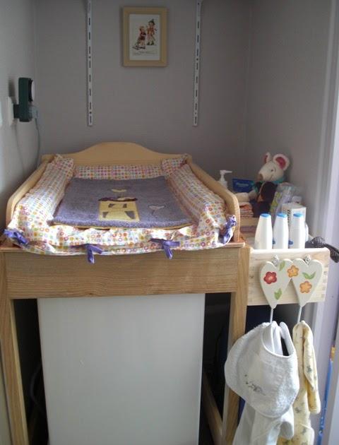 La belette de la marmotte langer sur la machine laver for Table a langer sur mesure