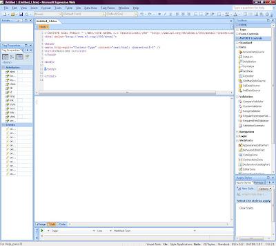 Microsoft Expression Web