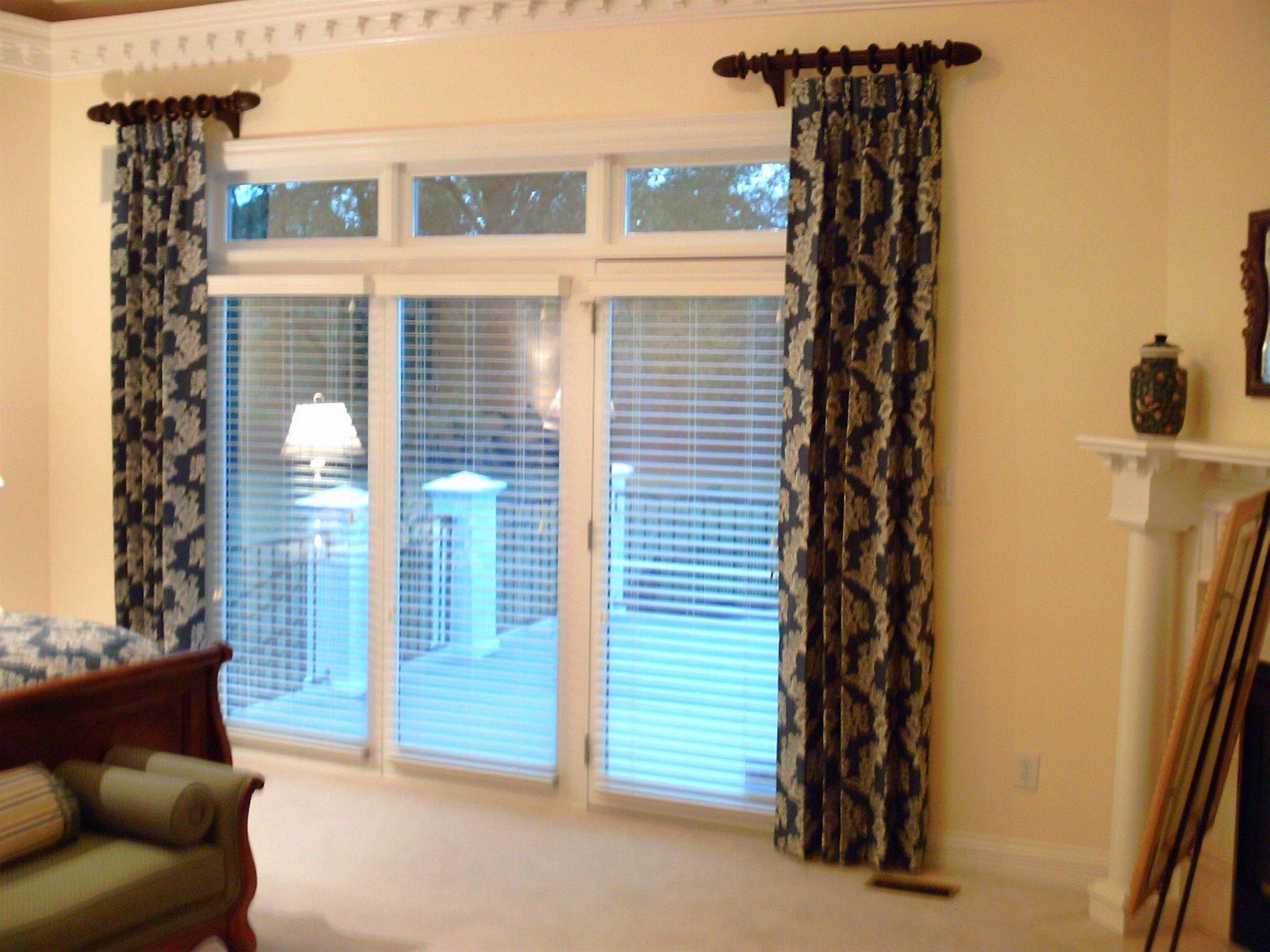 Short curtain rods for side panels - Short Curtain Rods For Side Panels 7