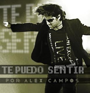 ALEX CAMPOS TE PUEDO SENTIR
