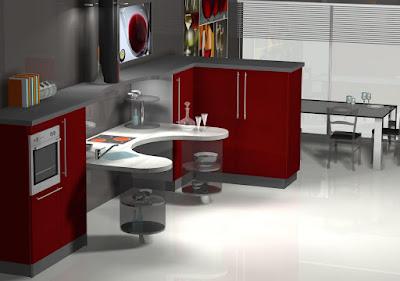 Dise o muebles de cocina dise o de cocina en estilo italiano for Muebles de cocina italianos