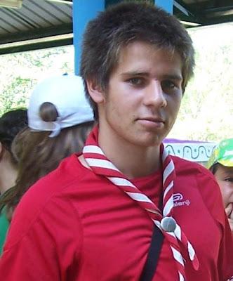 David Ferrer Palop (11-12-1990). És estudiant de filologia anglesa a la Universitat de València, també entrena Taekwondo en un gimnàs de Sueca, ... - flamisell%2B2008%2B031