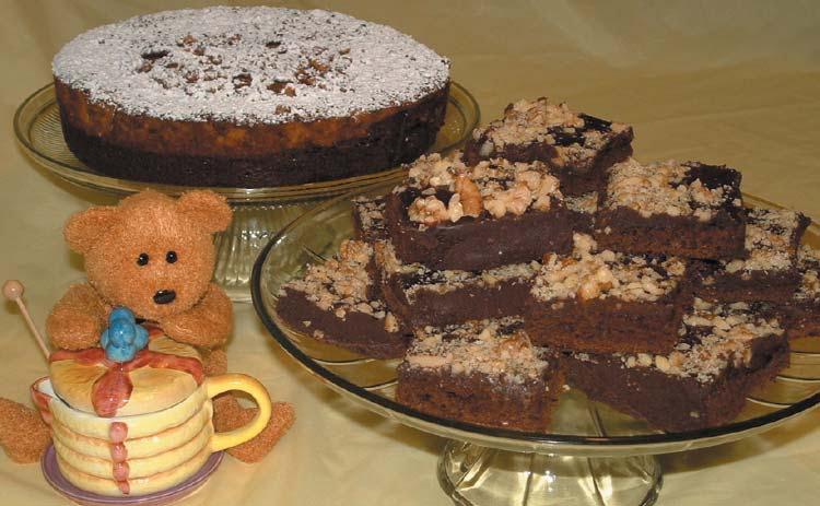 "NOT Just Desserts "": ""NOT Just Desserts"" ... the eBook Cookbook"