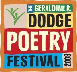 2008 Dodge Poetry Festival Logo
