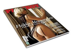 Playboy Flavia Alessandra – Completa