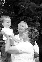 My Nanna & Grandpa