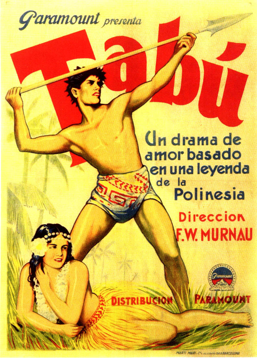 Табу 1931 - смотреть видео - все о фильме