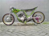 Modif Yamaha Drag
