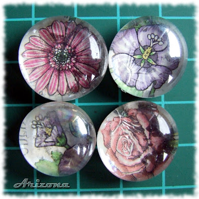szklane magnesy glass magnets