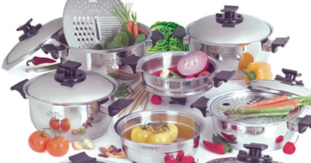 Rena ware cocina por inducci n qu son y para qu sirven for Utensilios para servir comida
