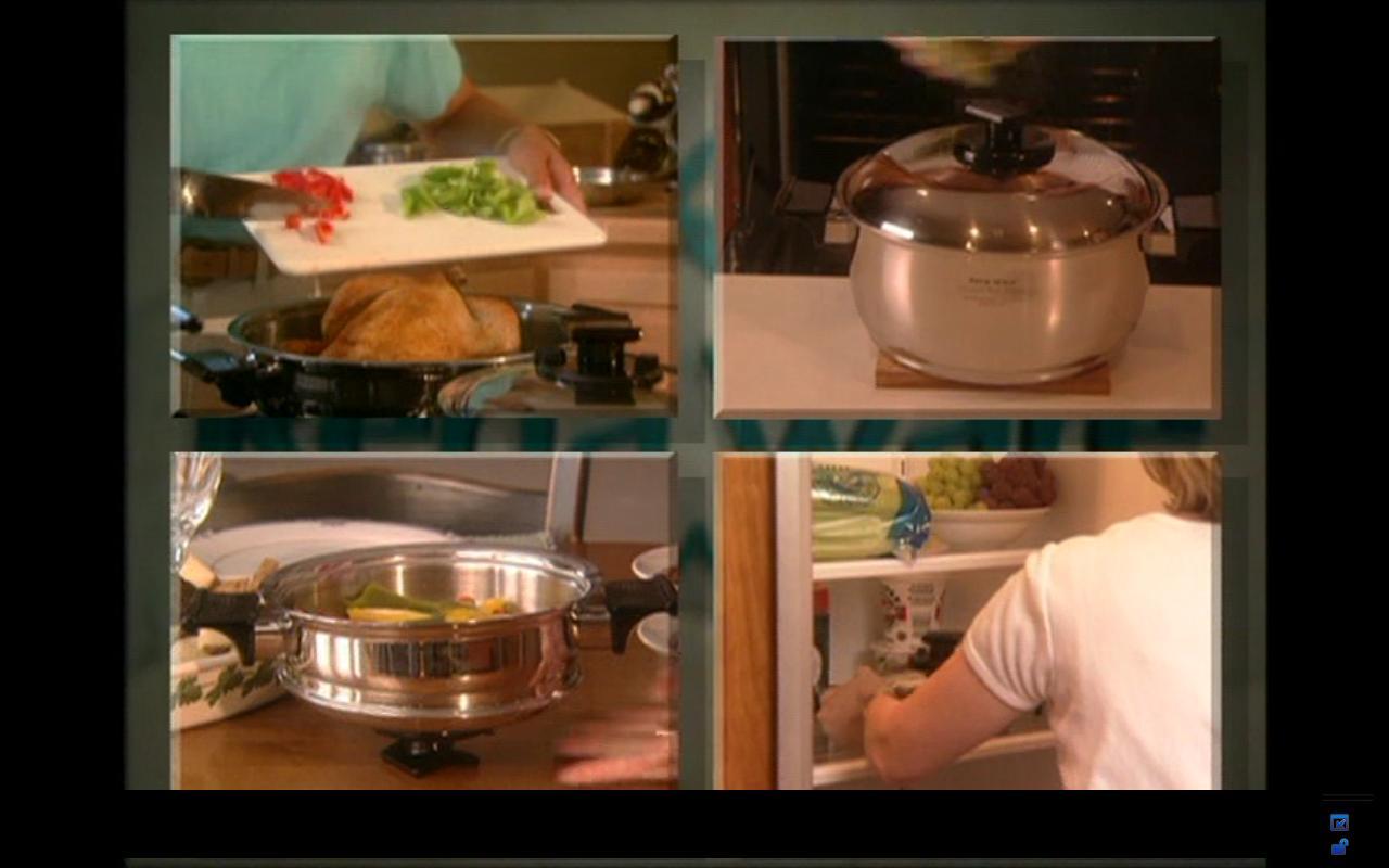 Rena ware cocina por inducci n aplicaciones en la cocina for Precios de utensilios de cocina rena ware