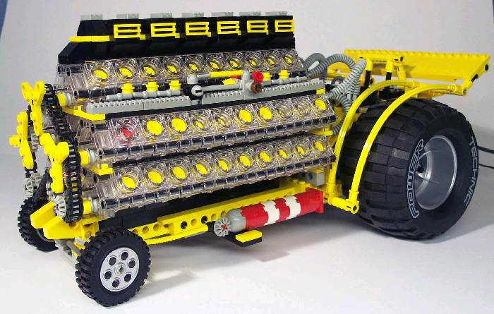 So you need a bigger engine... [Archive] - VW Forum - VZi ...